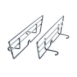 #덴쿡 차콜 분리대(Stainless Steel)